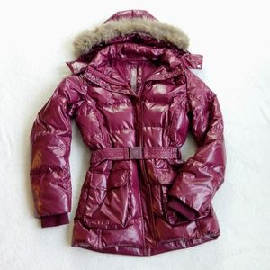 add Down puffer jacket coat